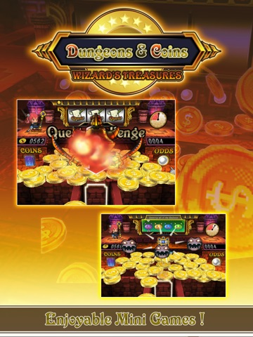 Dungeons and Coin Screenshot