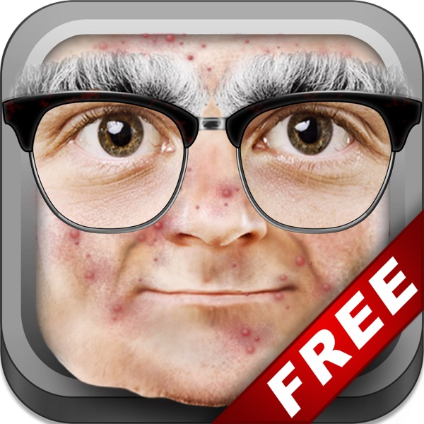 Oldy ME! FREE - Age, Old and Wrinkle Selfie Yourself with Face Photo Booth Effects Maker!