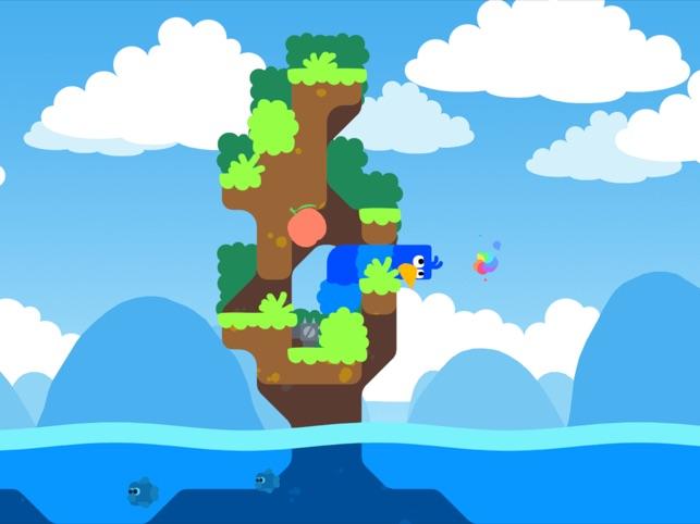 Snakebird Screenshot
