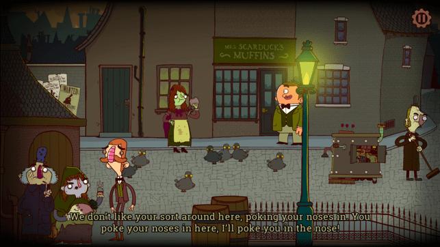 Bertram Fiddle: Episode 1: A Dreadly Business Screenshot