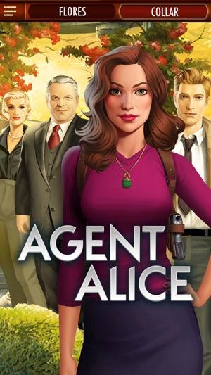 Agent Alice Screenshot
