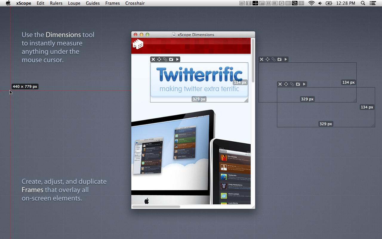 xScope 4.5.1 Mac 破解版 强大易用的设计辅助软件