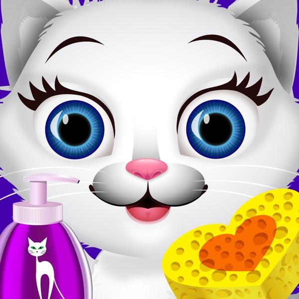 Kitten Spa - Animal Makeover Games (Boys & Girls)