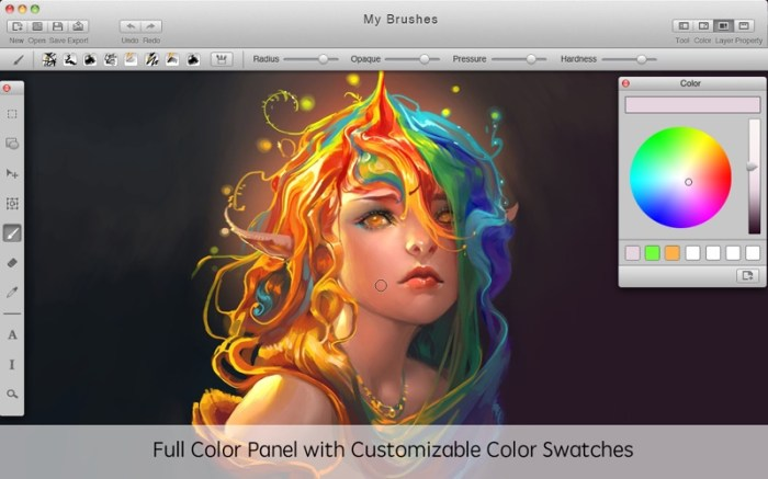 Mybrushes-Sketch,Paint,Design Screenshot 02 1fvzig4y
