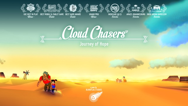 Cloud Chasers Journey of Hope Screenshot