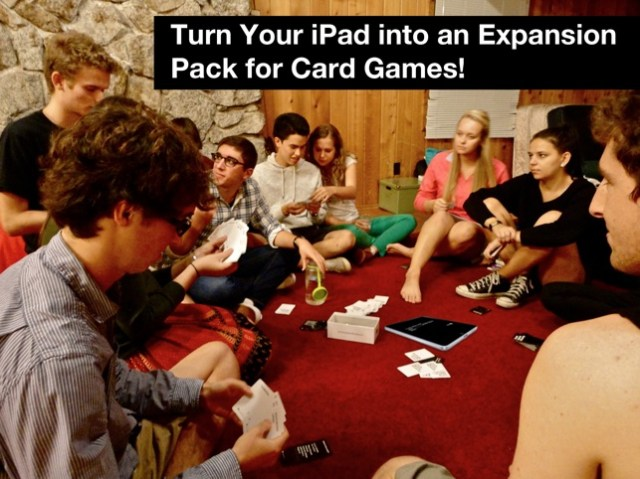 Black Cards Screenshot