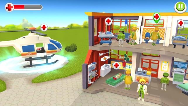 PLAYMOBIL Kinderziekenhuis Screenshot