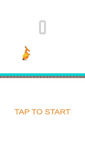 Jumpy Kangaroo Screenshot