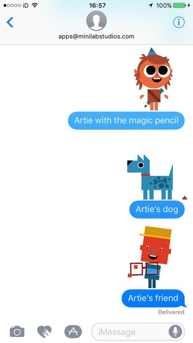 392x696bb Arties Magischer Stift als Gratis iOS App der Woche Apple Apple iOS Entertainment Games Technology