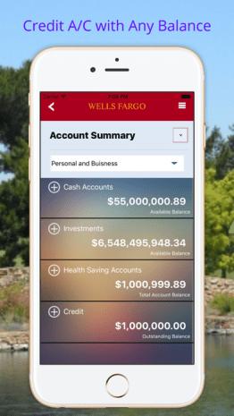 Fake Bank Account Pro   App Price Drops