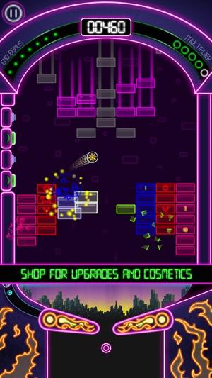 Pinball Breaker Forever Screenshot