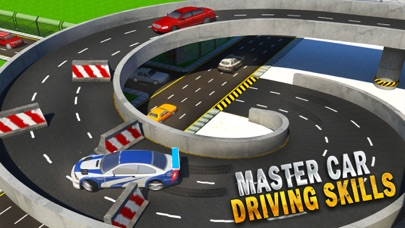 Multi Level Car Parking Spot: Driving School Game 1.0  IOS