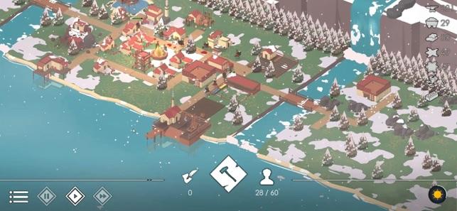 The Bonfire 2 Uncharted Shores Screenshot