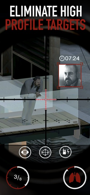 ‎Hitman Sniper Screenshot