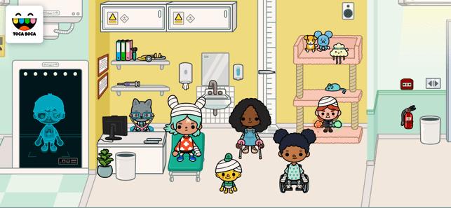 Toca Life: Hospital Screenshot