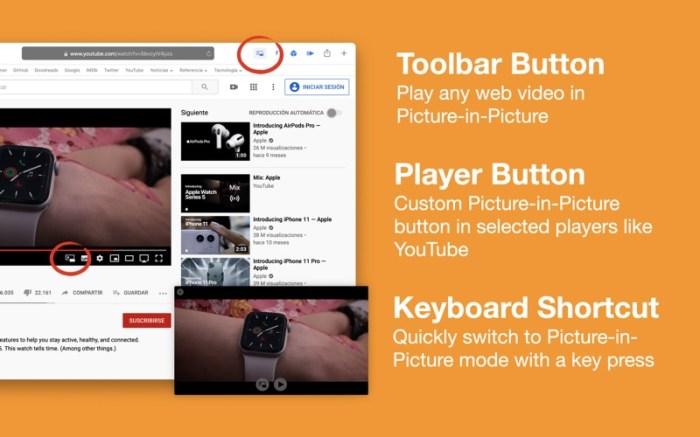 OverPicture for Safari Screenshot 01 57rh42n