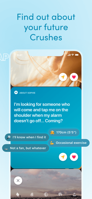‎happn — Dating app Screenshot