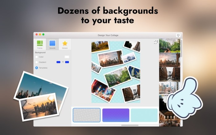 Design Your Collage Screenshot 02 13750in