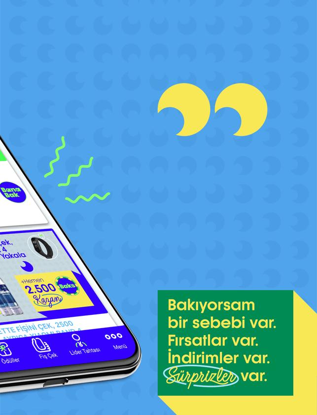 Banabak - Fırsatları Yakala Screenshot