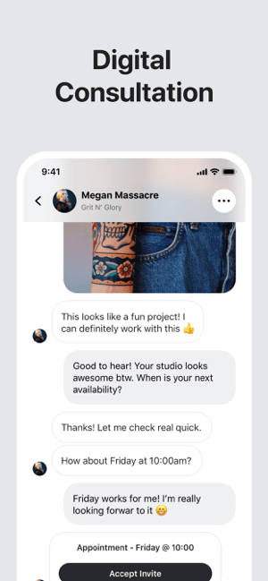 ‎Tattoodo - Your Next Tattoo Screenshot