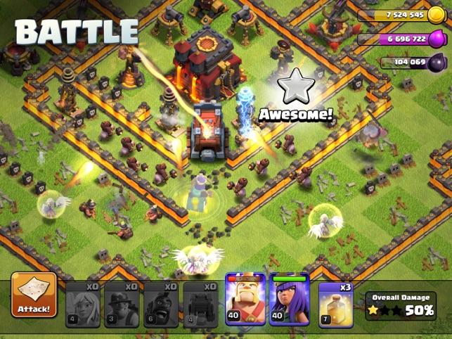 Clash of Clans Screenshot