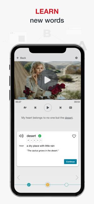 EnglishCentral - Learn English Screenshot