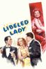 Jack Conway - Libeled Lady  artwork