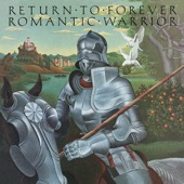 Return to Forever - Romantic Warrior  artwork