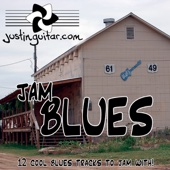 justinguitar - Jam Blues  artwork