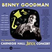Benny Goodman - The Famous 1938 Carnegie Hall Jazz Concert (Live)  artwork