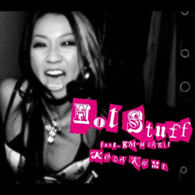 倖田來未 - Hot Stuff feat. KM-Markit - EP