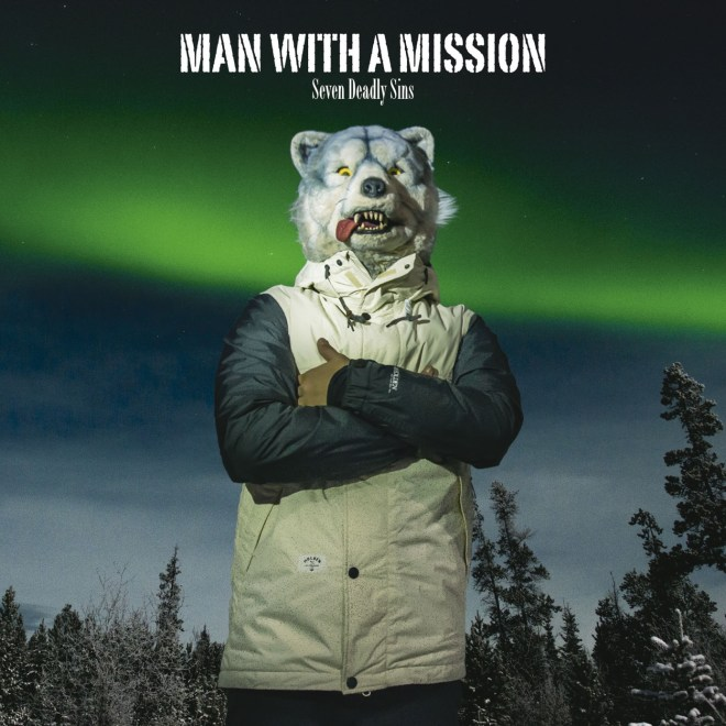 MAN WITH A MISSION - Seven Deadly Sins - EP