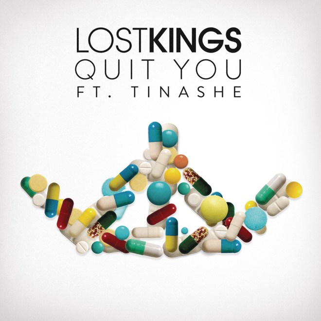 Lost Kings - Quit You (feat. Tinashe) - Single