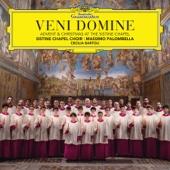 Massimo Palombella & Sistine Chapel Choir - Veni Domine: Advent & Christmas At The Sistine Chapel  artwork