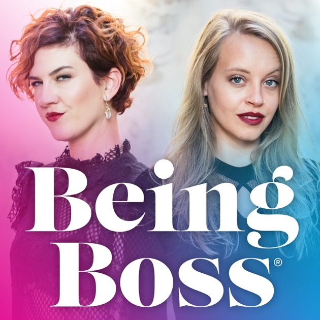Image result for being boss podcast
