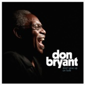 DON BRYANT - Don't Give up on Love  artwork