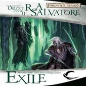 R.A. Salvatore - Exile: Legend of Drizzt: Dark Elf Trilogy, Book 2 (Unabridged)  artwork