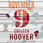 Colleen Hoover - November 9: A Novel (Unabridged)  artwork