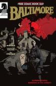 Christopher Golden, Mike Mignola & Ben Stenbeck - Free Comic Book Day  artwork