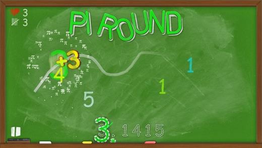 Blackboard Madness: Mathe Screenshot