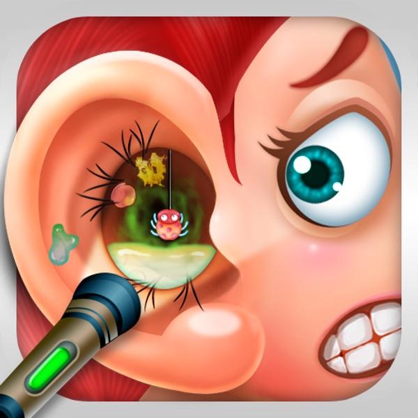 Little Ear Doctor - kids games