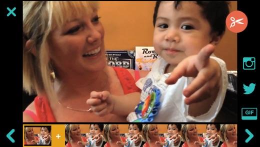 1 Second Everyday: Video Diary Screenshot