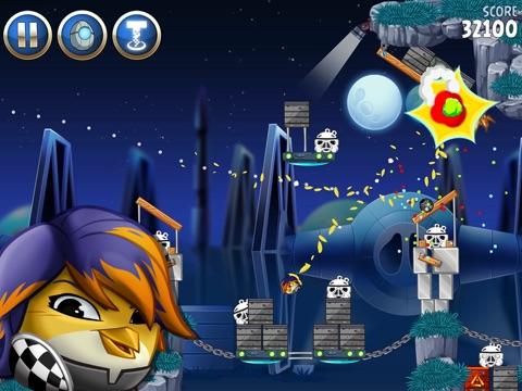 Angry Birds Star Wars II Screenshot