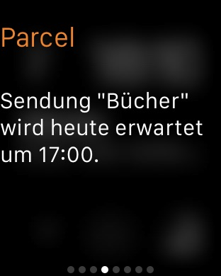 Parcel Screenshot