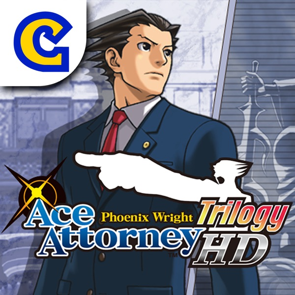 Ace Attorney Trilogy HD