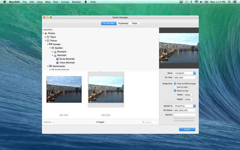 MarsEdit 4.2.1 Mac 破解版 – 优秀强大的博客编写客户端-麦氪派(WaitsUn.com | 爱情守望者)