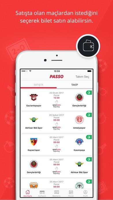 Passo Screenshot