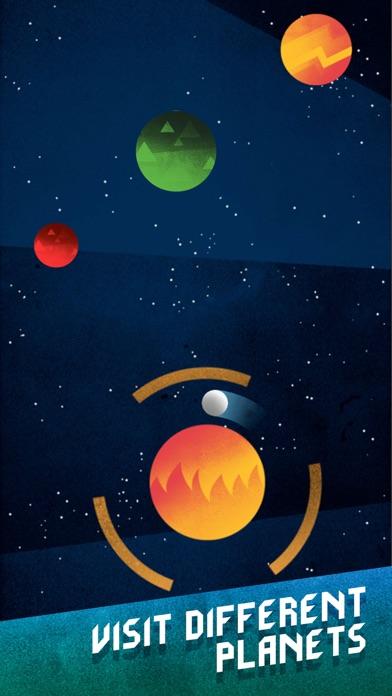 Galactic Jump : An Interstellar Odyssey Screenshot