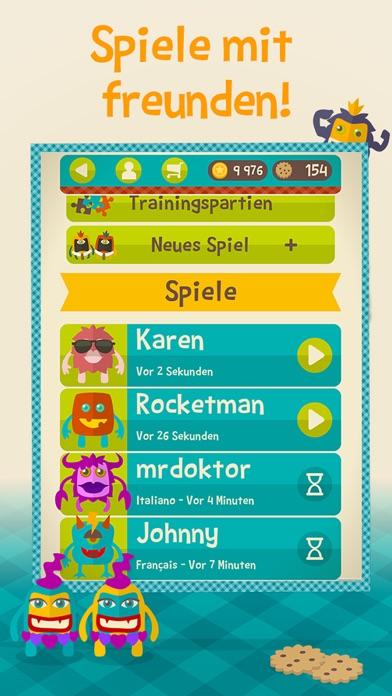 Word Monsters Screenshot