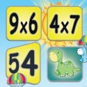 Multiplication Math Facts Game